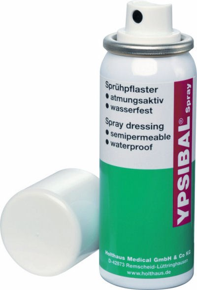 YPSIBAL Spray Spraydose mit 50 ml